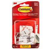 Command Wire Hooks - Small